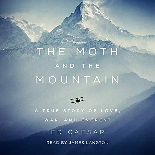 『The Moth and the Mountain』のカバーアート