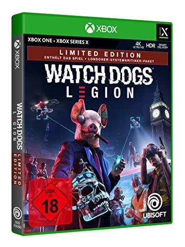 Watch Dogs Legion Limited Edition - exklusiv bei Amazon - [Xbox One, Xbox Series X]