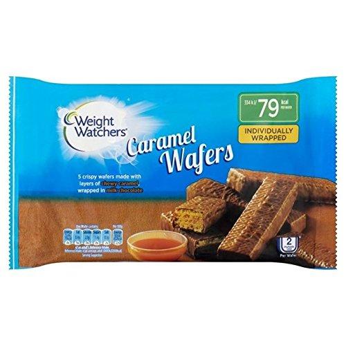 Weight Watchers Caramello Wafer 5x 18,4g