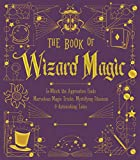 The Book of Wizard Magic: In Which the Apprentice Finds Marvelous Magic Tricks, Mystifying Illusions & Astonishing Tales (The Books of Wizard Craft)