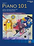 Piano 101 -- Notespeller, Bk 1: Carefully Sequenced Examples to Reinforce Note Reading Skills