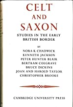 Celt and Saxon: Studies in the Early British Border