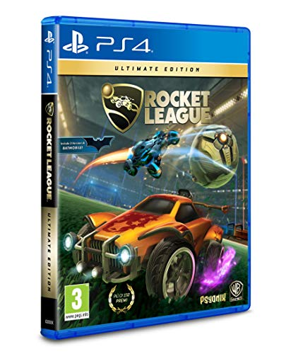 PS4 Rocket League Ultimate Edition - Classics - PlayStation 4