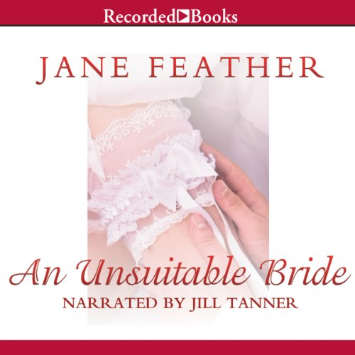An Unsuitable Bride cover art