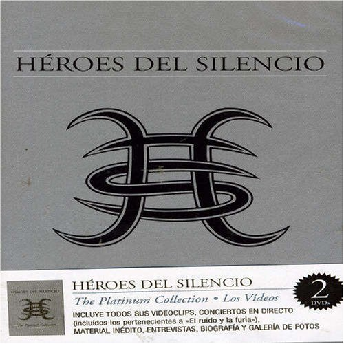 Heroes Del Silencio - Platinum Collecion Los Videos (2 Dvd) [USA]