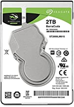 (Old Model) Seagate 2TB Laptop HDD SATA 6Gb/s 128MB Cache 2.5-Inch Internal Hard Drive (ST2000LM015)