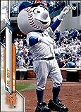 2020 Topps Opening Day Mascots #M-3 Mr. Met New York Mets MLB Baseball Card NM-MT