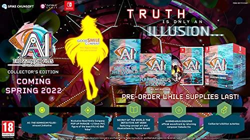 Ai the Somnium Files Nirvana Initiative Collector´s Edition - Nintendo Switch