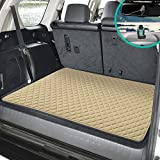 FH Group F16501 Deluxe Heavy-Duty Faux Leather Diamond...