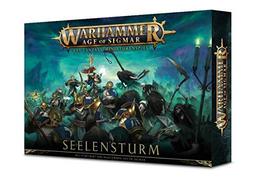 Games Workshop Warhammer Age of Sigmar Seelensturm