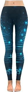 InterestPrint Custom Day Of Dead Sugar Skull Stretchy Capri Leggings Skinny Pants For Yoga Running Pilates Gym(2XS-5XL)