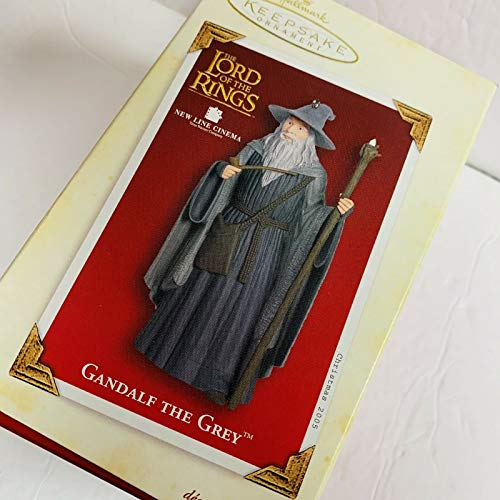 Hallmark Gandalf the Grey The Lord of the Rings Keepsake Ornament