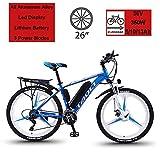 Hyuhome Biciclette elettriche per Adulto, in...