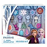 Disney Frozen 2 Erasers Set 15 Pack Frozen Gift for Kids