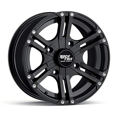 4//137 STI HD5 Beadlock Wheel 14x7 5.0 2.0 Machined//Black for Can-Am Commander E XT 2015