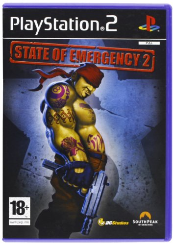 State of Emergency 2-(Ps2)