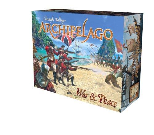 Unbekannt Ludically ASMARCH03 Board Game & Extension, Mehrfarbig