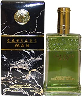 Caesars by Caesars for Men - 4 Ounce COLOGNE Spray