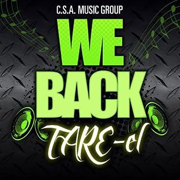 We Back