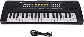 Kids Keyboard Piano, 37 Keys Portable Multifunction Electron