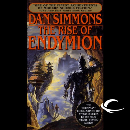 The Rise of Endymion cover art
