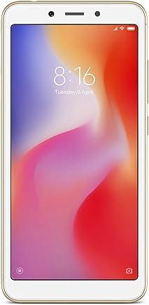 "Xiaomi Redmi 6A 5.45"" SIM Doble 4G 2GB 16GB 3000mAh Oro - Smartphone (13,8 cm (5.45""), 2 GB, 16 GB, 13 MP, Android, Oro) [versión española]"