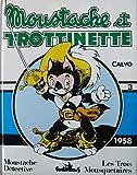 Moustache et Trottinette, integrale n° 3 : 1958