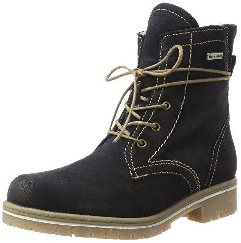 Tamaris Damen 26793 Chukka Boots, Blau (Navy), 36 EU