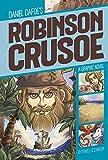 Robinson Crusoe (Graphic Revolve Novels)