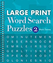 Large Print Word Search Puzzles 2 (Volume 2)