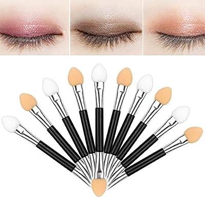 Sponge Eyeshadow Brush 10pcs
