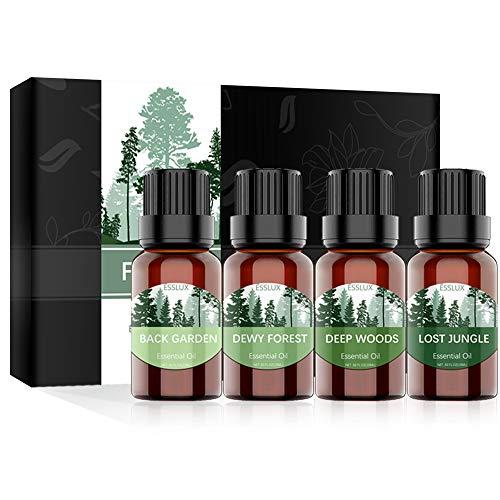 Essential Oils Blend, ESSLUX Forest Collection, Woodsy...