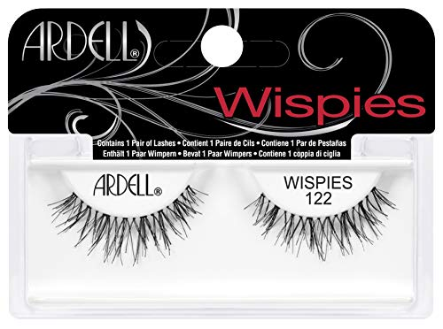Ardell Lashes Wispies 122 with Free DUO Glu