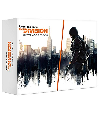 Tom Clancy's The Division - Sleeper Agent Edition [AT-PEGI] - [Xbox One]