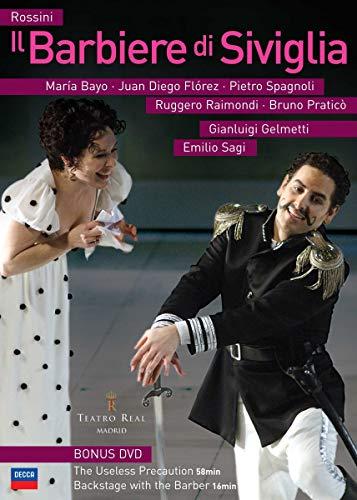 Gioacchino Rossini: Il Barbiere Di Siviglia [DVD]