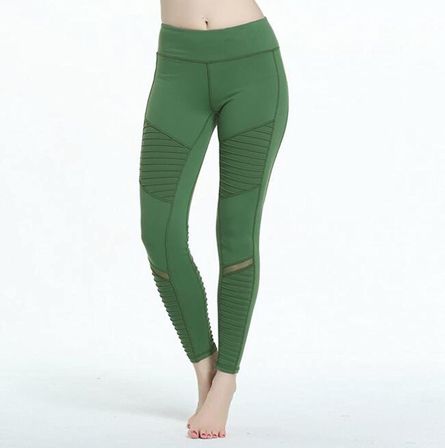 Yoga Pants Tights Breathability Natural Stretchy Sports Wear Women's