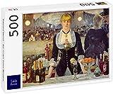Lais Puzzle Edouard Manet - Bar en el Folies-Bergère 500 Piezas