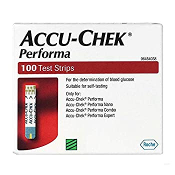 Best accucheck performa test strips Reviews
