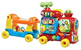 House Deals Kids Ride On Sit and Stand Ultimate Alphabet Train Floor Toy Baby Walker Vehicles