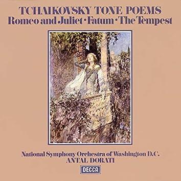 Tchaikovsky: Tone Poems
