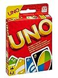 Mattel UNO Cartas - Juego de Tablero (Niño/niña)