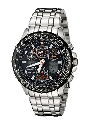 "Citizen Men's JY0000-53E ""Skyhawk A-T"" Eco-Drive Watch"