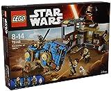 LEGO- Star Wars Encounter On Jakku Costruzioni Gioco Bambina Giocattolo, Colore Vari, 75148