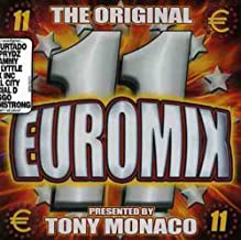 Euromix Vol.11 Pres. By Tony Monaco