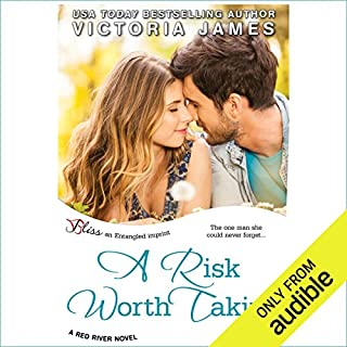 A Risk Worth Taking audiobook cover art