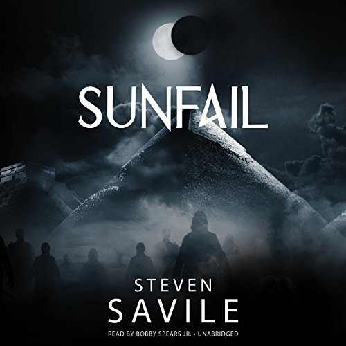 Sunfail audiobook cover art