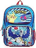 Pokemon Large 16 inch School Backpack