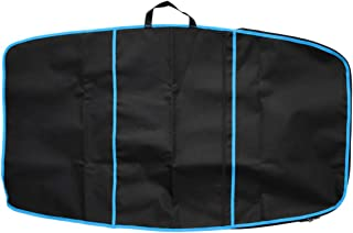 FITYLE Double Zipper Surf Bodyboard Carrying Bag Body Board Cover with Front Pocket