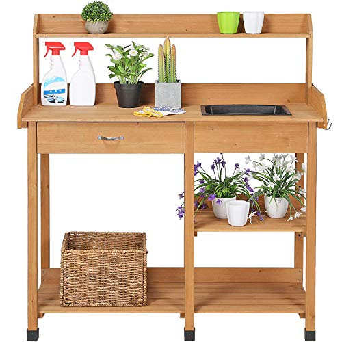 Best Gardening Potting Benches