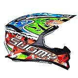 SUOMY Casco Motocross Alpha Warrior, Warrior, M